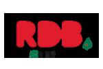 Logo van aangesloten dartsbond: Rivierenland Dartsbond