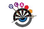 Logo van aangesloten dartsbond: Darts Competitie Achterhoek