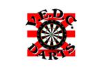 Logo van aangesloten dartsbond: Vrije Enschedese Dart Competitie