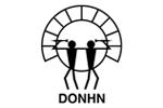 Logo van aangesloten dartsbond: Darts Organisatie Noord Holland Noord