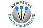 Logo van aangesloten dartsbond: Kempense Darts Organisatie
