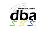 Logo van aangesloten dartsbond: Darts Bond Almere