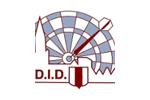 Logo van aangesloten dartsbond: Darts in Delft