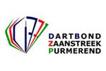 Logo van aangesloten dartsbond: Dartbond Zaanstreek Purmerend