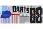 Logo van aangesloten dartsbond: Darts '88