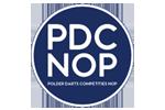 Logo van aangesloten dartsbond: Polder Dart Competitie - Noord Oost Polder