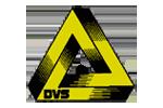 Logo van aangesloten dartsbond: Darts Vereniging Stedendriehoek