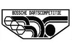 Logo van aangesloten dartsbond: Bossche Darts Competitie