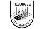 Logo van aangesloten dartsbond: Tilburgse Dart Vereniging